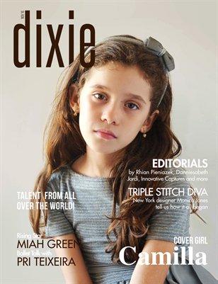 Dixie Magazine November 2016