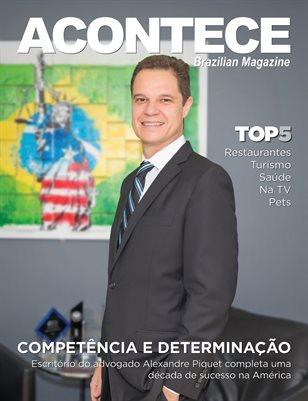 Acontece Magazine - Alexandre Piquet