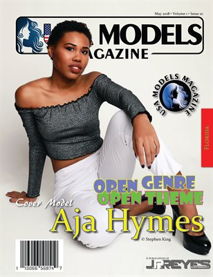 USA Models Magazine • Open Theme / Open Genre • May 2018 • Vol 1 • Issue 10