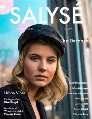 SALYSÉ Magazine | Vol 4 : No 38 | May 2018