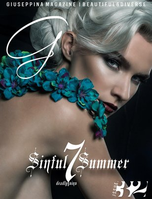 Issue #32: SINFUL SUMMER (Cover 2)