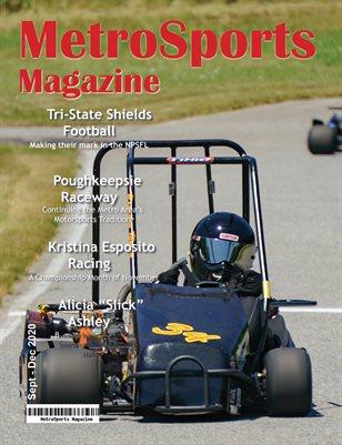 MetroSports Magazine Sept-Dec 2020 POU Cover
