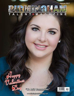 Birmingham Talent Magazine February 2017 Edition