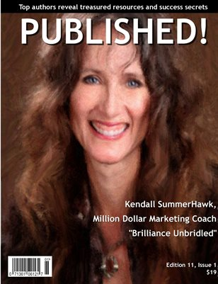 PUBLISHED! featuring Kendall SummerHawk