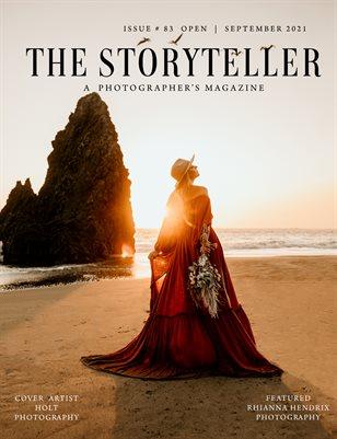 The Storyteller Magazine Issue # 83 OPEN