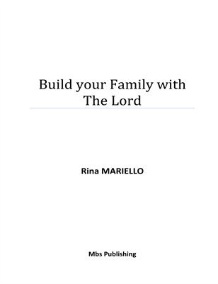 Build Your Family with The Lord