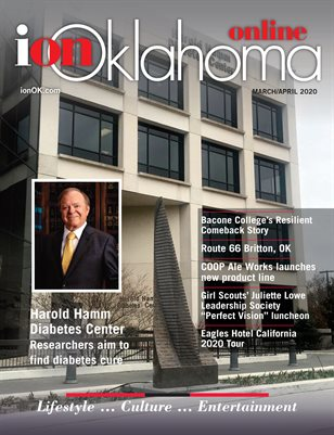 ion Oklahoma Magazine March April 2020