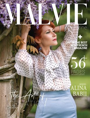 MALVIE Mag | The ART of Creation | Vol. 18 JUNE 2020