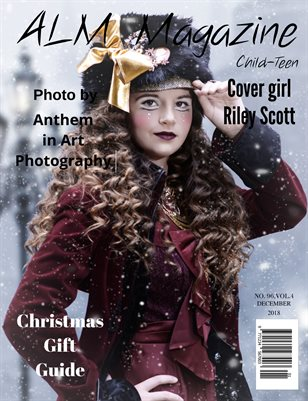 "ALM Child-Teen Magazine, Issue 96, Vol.4- ""Most Beautiful"", December 2018"