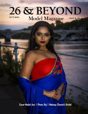 26 & BEYOND Model Magazine Issue #26
