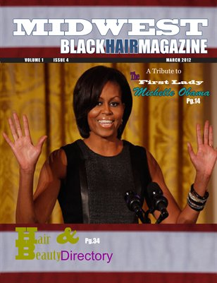 2012 March Issue - Midwest Black Hair Magazine