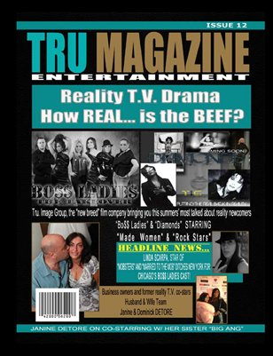 Tru Entertainment Magazine 12