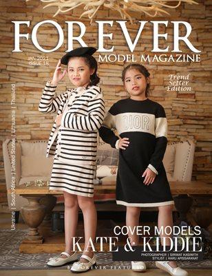 FOREVER Model Trend Setter Issue 18