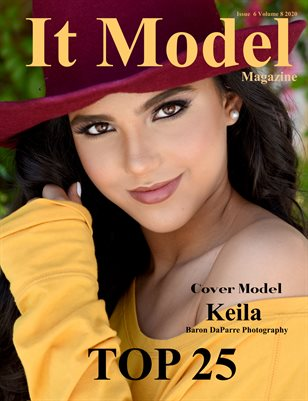 It Model Magazine Issue 6 Volume 8 2020
