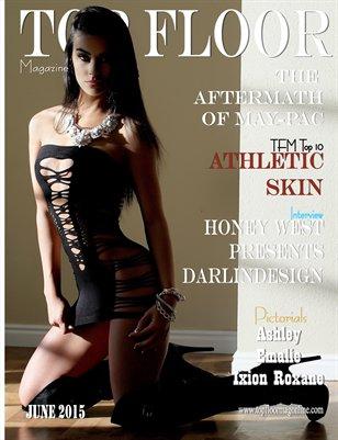 Top Floor Magazine June 2015 issue