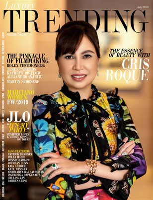 LUXURY TRENDING Magazine - July/2019 - Issue #20
