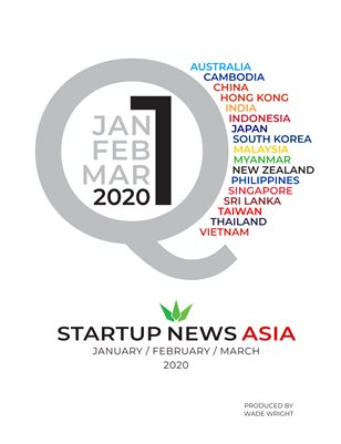 Q1 2020: Startup News Asia