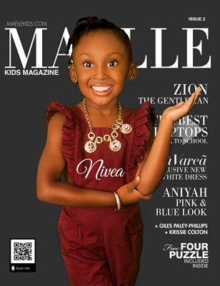 Maelle Kids Magazine Issue #2 Nivea