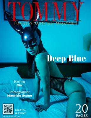 Gia - Deep Blue - Maurizio Scanu