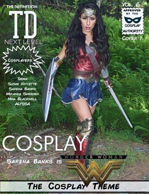 TDM Cosplay Vol.6 Sarena Banks Cover1