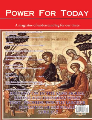 Power For Today Magazine, July 2011