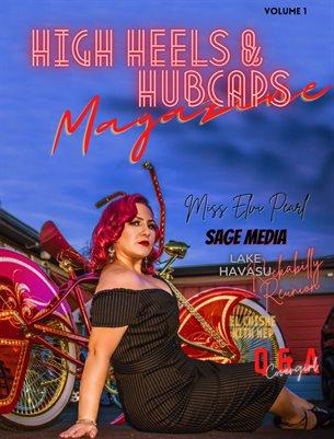 High Heels & Hubcaps Magazine Volume 1 Aug. 2021