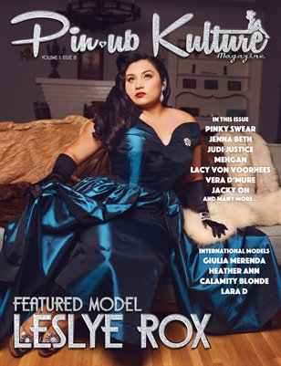 Pin-up Kulture Magazine Volume 1 Issue 8
