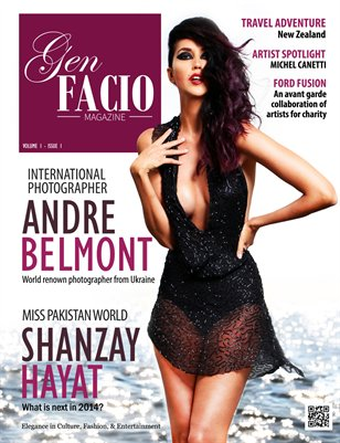 Gen Facio Magazine Issue 1 - 2014