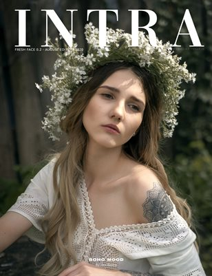 Issue 15 | Fresh Faces 0.2 | Cover 2- Irina Bavina