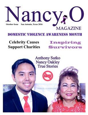 Nancy O Magazine Issue 5 October