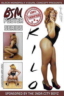 Model Kilo Bubble Shake Poster