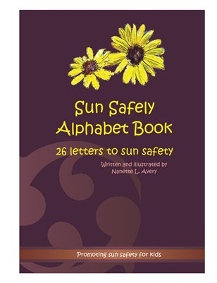 Sun Safely Alphabet Book