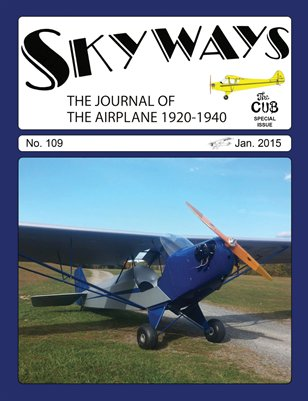 Skyways #109 - January 2015