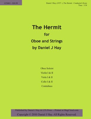 The Hermit: for Oboe and Strings