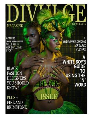 DiVulge Magazine Issue 14