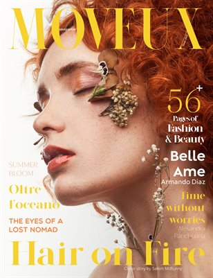 MOVEUX Magazine June 2021 Issue 8