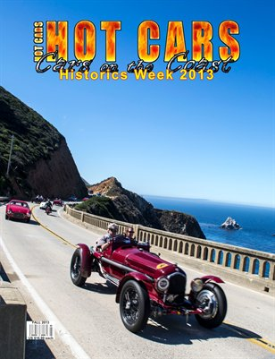 Cars on the Coast / Historics Week 2013