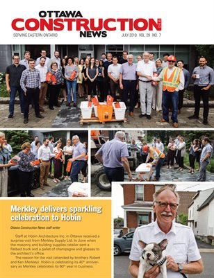 Ottawa Construction News (July 2019)