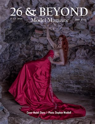 26 & BEYOND Model Magazine Issue #13