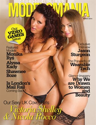 MODELSMANIA MARCH 2014
