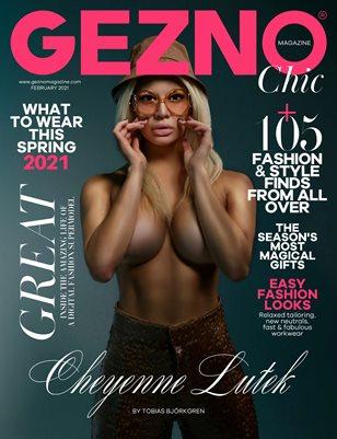 GEZNO Magazine February 2021 Issue #08
