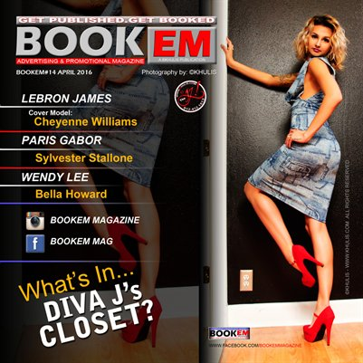BookEM Magazine #14