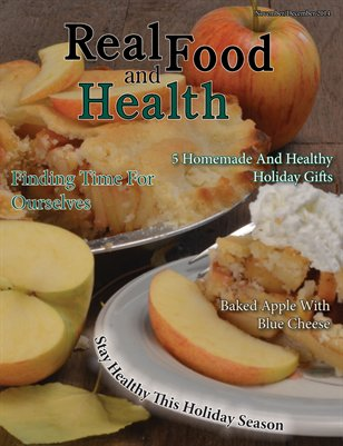 Real Food and Health November/December 2014
