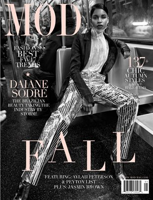 MOD Magazine: Fall 2017 Issue (Cover #3 of 3)