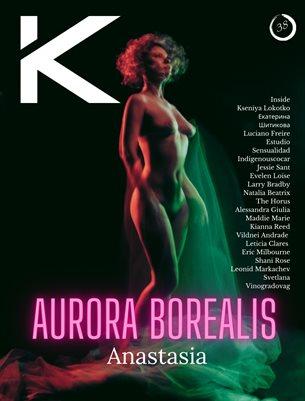 Kansha Magazine Volume 38 Featuring Anastasia