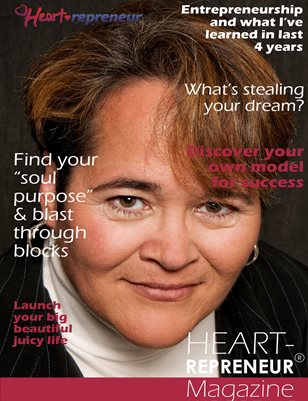 Heartrepreneur Magazine