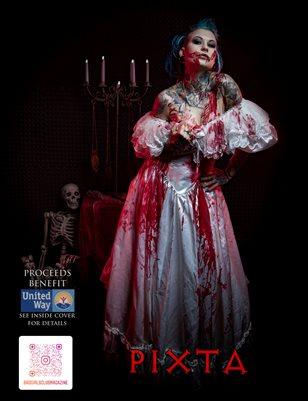 Pixta - Blood-Soaked Bridal Vixen of Doom | Bad Girls Club