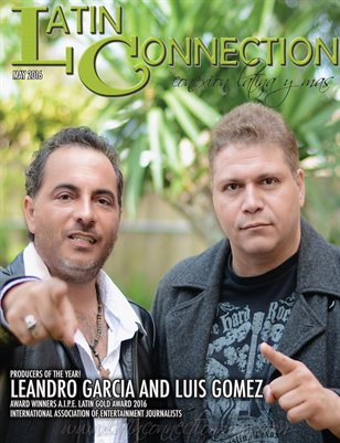 Latin Connection Magazine Ed 87