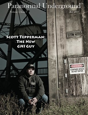 Scott Tepperman Reprint July 2010