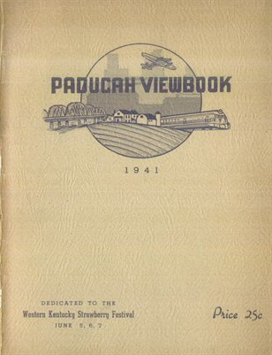 1941 Paducah View Book